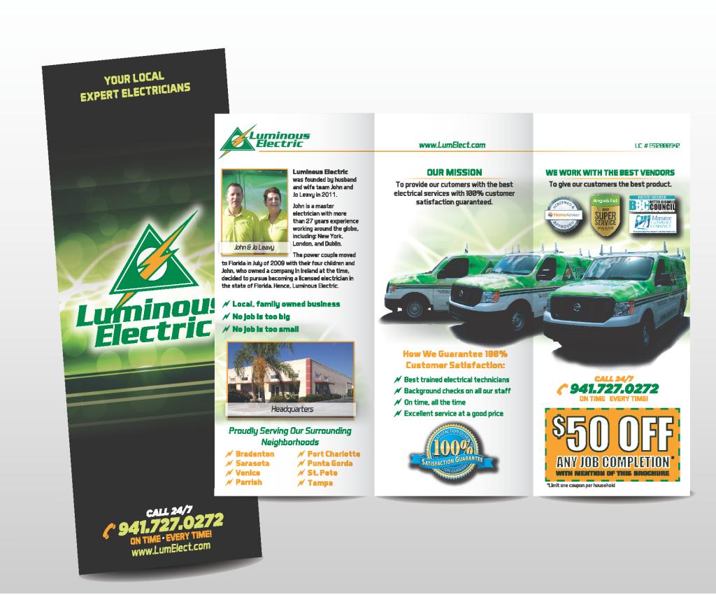 Website Brochure_Luminious Electric