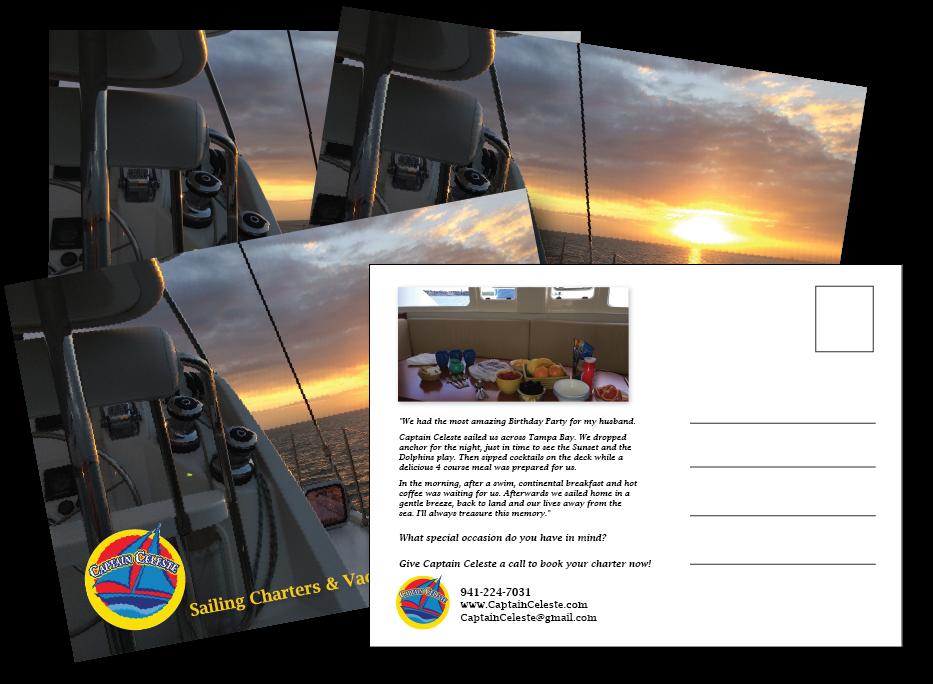Captain Celeste Sailing Charters