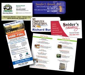 Local Printers in the Sarasota and Bradenton area